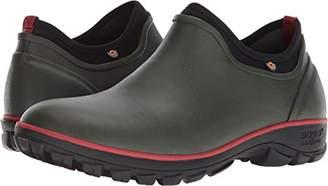 Bogs Men's Sauvie Slip on Soft Toe Rain Boot