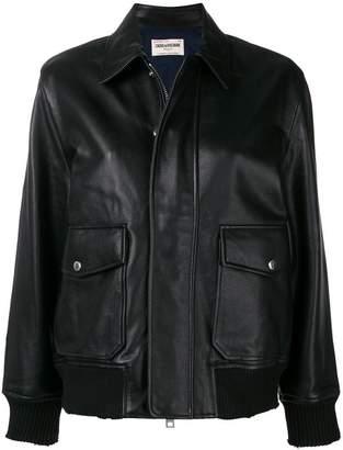Zadig & Voltaire Zadig&Voltaire Fashion Show Kaia jacket
