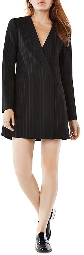 BCBGMAXAZRIABCBGMAXAZRIA Waleska Pinstripe Dress