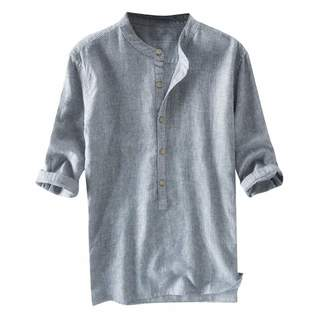 3f0036edbe53 Letdown_Men tops Linen Shirts for Men Short Sleeve Big and Tall Stripe  Button Casual Slim Fit