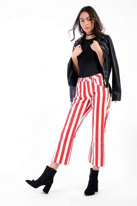 Topshop **Striped Jeans by Glamorous