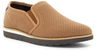 Hawke & Co Jaylen Perforated Slip-On Sneaker