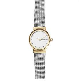 Skagen Freja Silver Watch