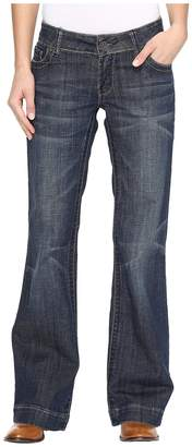 Stetson Denim Trouser S on Back Pocket Women's Jeans