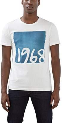 Esprit Men's 027EE2K029 T-Shirt,XS