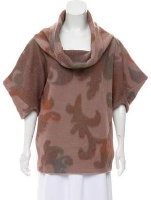 Stella McCartney Wool Cowl Neck Sweater