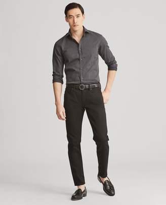 Ralph Lauren Diamond-Jacquard Shirt