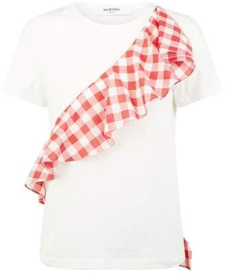 Marysia Swim East End Ruffle T-Shirt