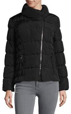 Kenneth Cole New York Asymmetrical Zip Jacket