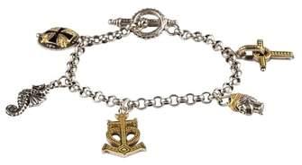 Konstantino Gaia Charm Bracelet