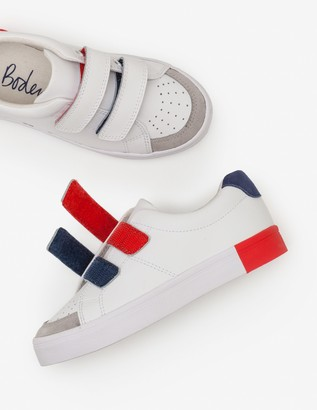 Boden Leather Low Tops