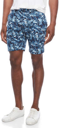 Slate & Stone Leafy French Terry Walking Shorts