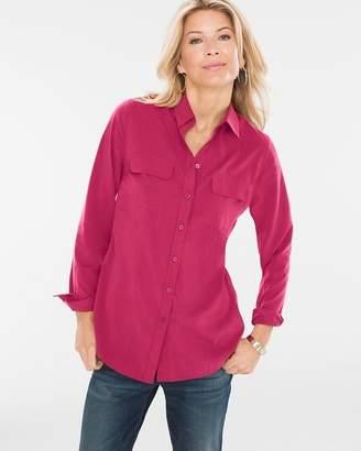 Chico's Chicos Silky Soft Shirt