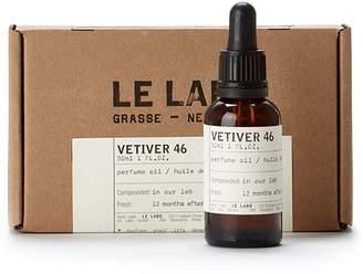 Le Labo Vetiver 46 Perfume Oil