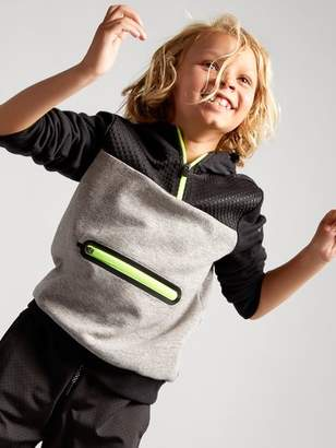 M&Co Minoti hooded sports sweater