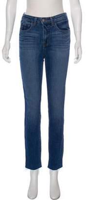 L'Agence Lorelei Mid-Rise Jeans