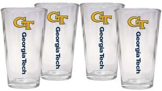 Kohl's Georgia Tech Yellow Jackets 4-Piece Pint Glass Set