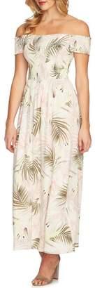 Cynthia Steffe CeCe by Soft Palm Maxi Dress