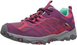 Merrell Girl's Ml-G Moab Low Wtrpf Hiking Shoes