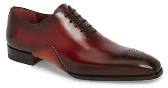 Magnanni Vada Brogued Whole Cut Shoe