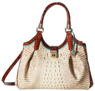 Brahmin Elisa Satchel Satchel Handbags