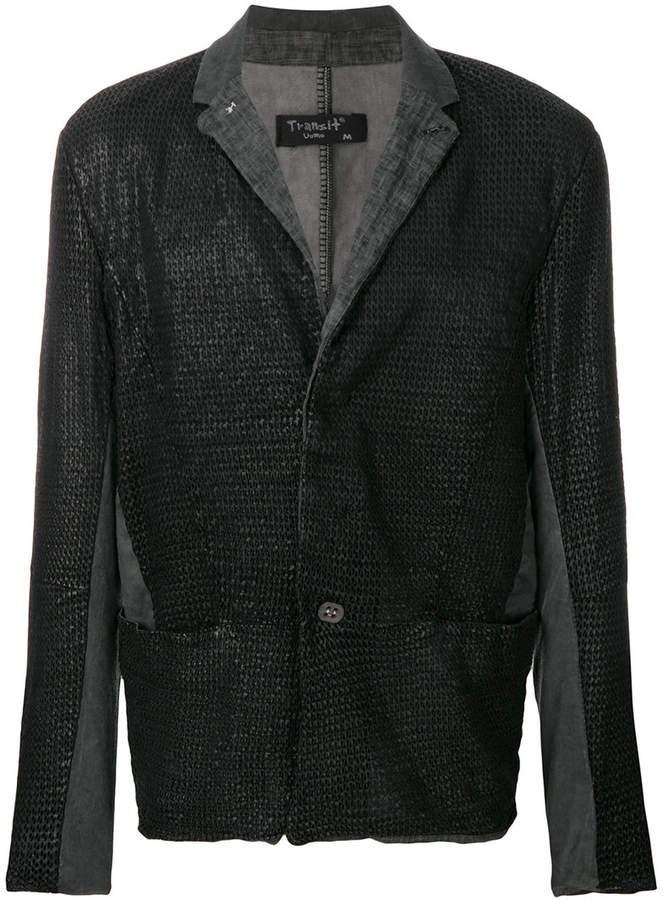 Transit flat front jacket
