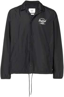 Herschel buttoned wind breaker jacket