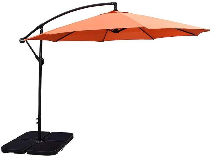 10-ft. Outdoor Cantilever Umbrella