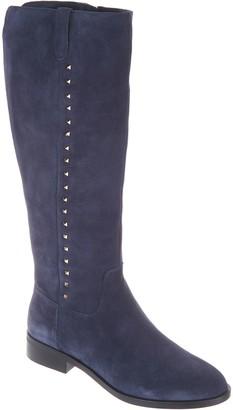 Marc Fisher Medium Calf Leather Tall Shaft Boots - Secrit