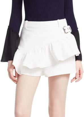 3.1 Phillip Lim Ruffled Shorts