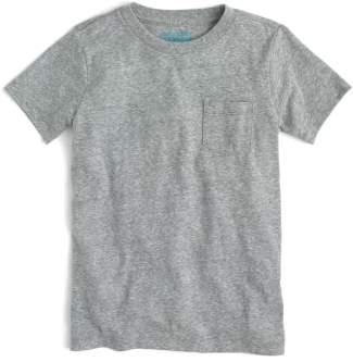 crewcuts by J.Crew Pocket Jersey T-Shirt