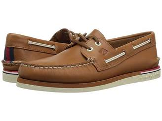 Sperry A/O 2-Eye Nautical Leather Men's Shoes
