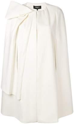 Paule Ka asymmetric cape coat