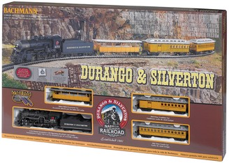 Durango Bachmann & Silverton HO Scale Electric Train Set