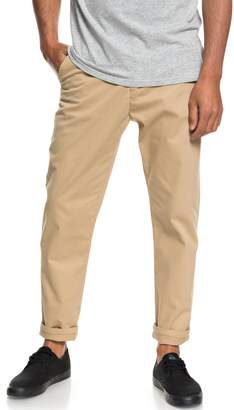 Quiksilver Slim Fit Chinos