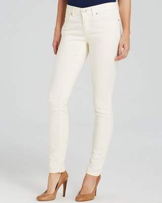 Eileen Fisher Petites Slim Ankle Jeans in Ecru