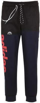 Photocopy Print Tech Jersey Sweatpants