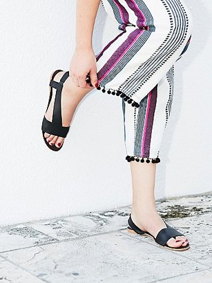 Under Wraps Sandal by FP Collection $68 thestylecure.com