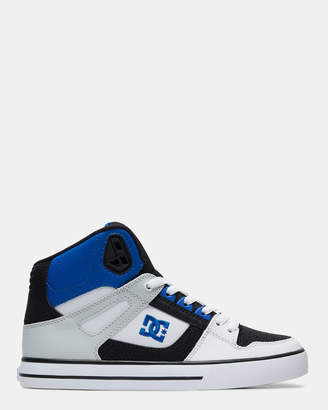 DC Mens Pure SE High Top Shoe