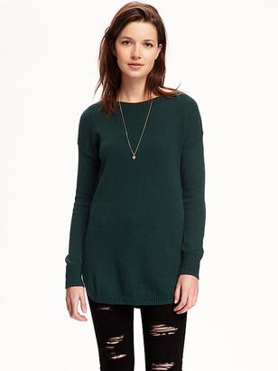 Relaxed Boat-Neck Pullover for Women $32.94 thestylecure.com