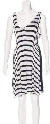 A.L.C. Striped Sleeveless Dress