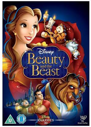 Disney Beauty And The Beast (1991) DVD