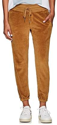 NSF Women's Sayde Cotton-Blend Velour Sweatpants