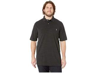 Polo Ralph Lauren Big & Tall Big Tall Basic Mesh Short Sleeve Custom Slim Fit Polo
