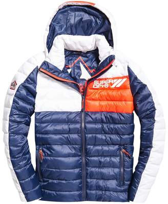 Superdry Mid-Season Short Padded Jacket