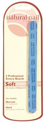 Jessica The Natural Nail Company Emery Boards, Soft - No Colour