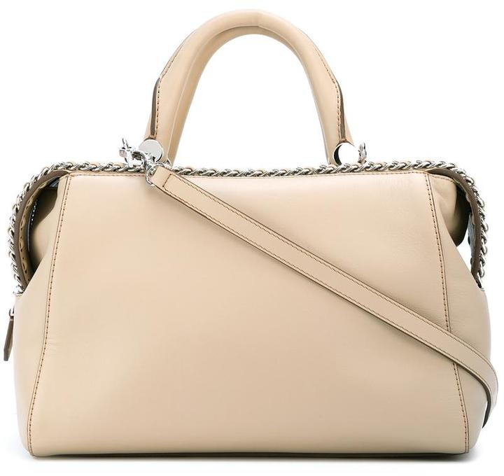 Max Mara Max Mara chain trim cross body bag