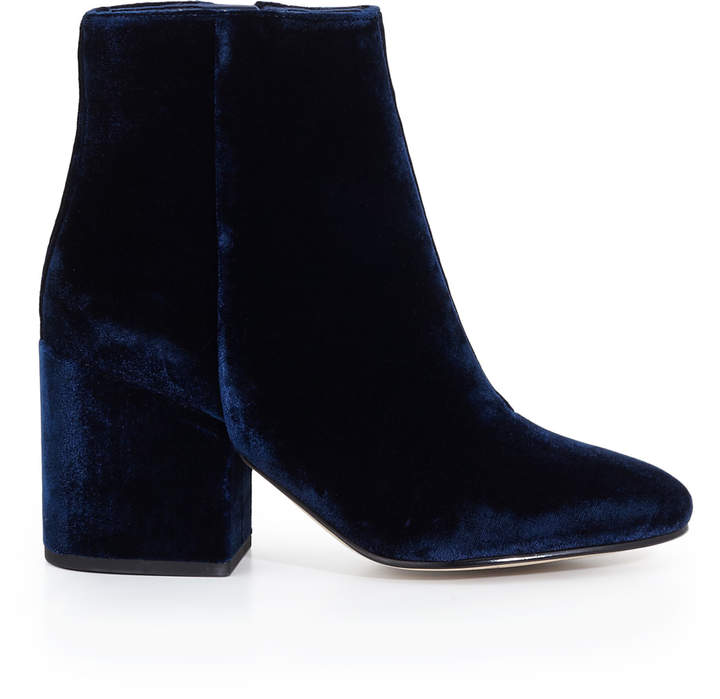 Taye Heeled Ankle Bootie