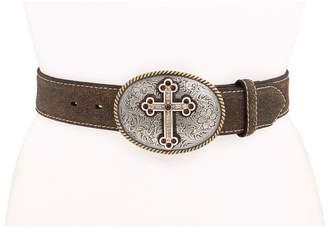 M&F Western Antique Cross Women's Belts
