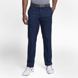 Flat Front Men's Golf Trousers